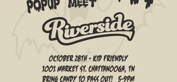 Riverside Spooky Meet